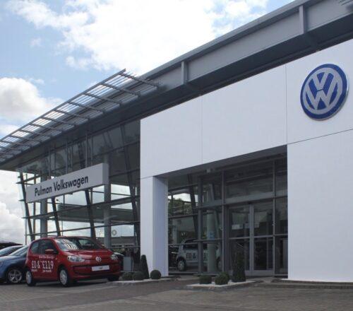 Pulman Volkswagen Durham