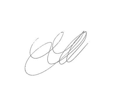 Mike Todd Signature