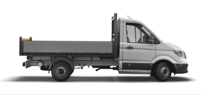 Crafter Single Cab Tipper